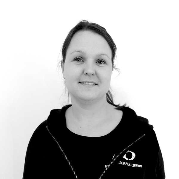 Kirsten Gade, Fysioterapeut