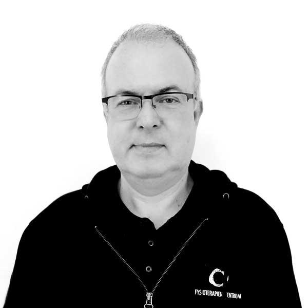 Lars Peter Jensen Fysioterapeut, Klinikejer