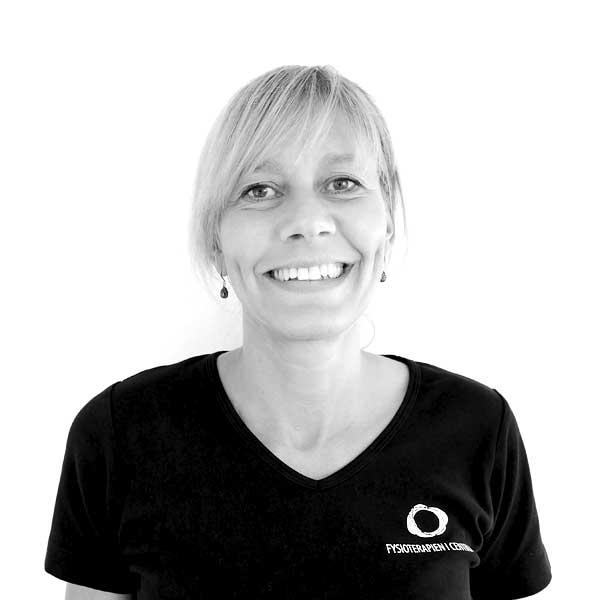 Maria Slettegaard, Fysioterapeut