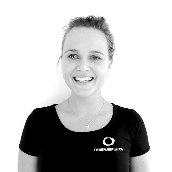 Stephanie Schwartzbach, Fysioterapeut